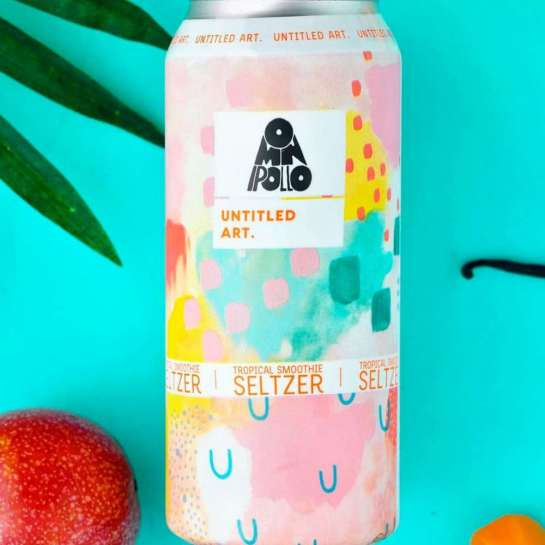 Tropical Smoothie Seltzer