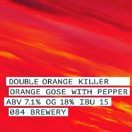 Double Orange Killer